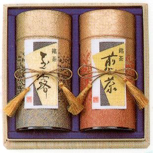 和束の宇治茶を贈り物にのイメージ